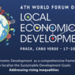 World Forum of local economic development – 17-20 October 2017, Praia, Cape Verde
