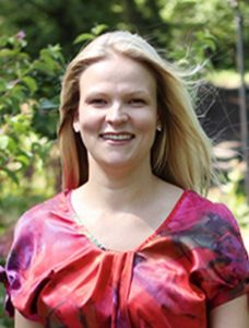 Active and enterprising young people: Kristiina Tammets of ELARD to speak of her grass-roots experience at EWRC 2018